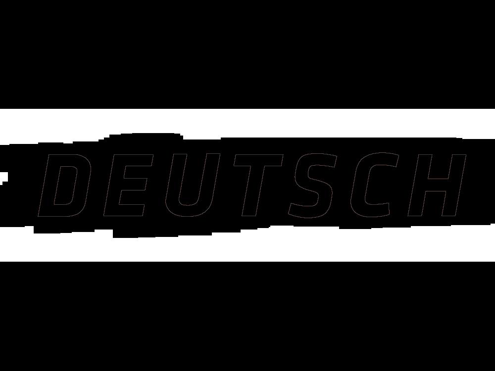 deutsch_Logo_schwarz